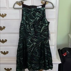 NWT Green Dress